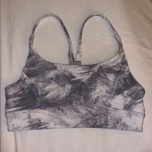 Lulu lemon sports bra